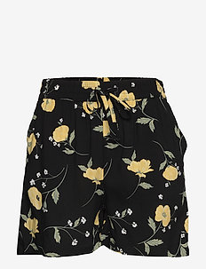 BYISOLE SHORTS - - casual shortsit - black combi 2