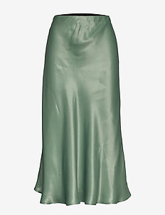 BYHALIMA SKIRT2 - - midi rokken - sea green