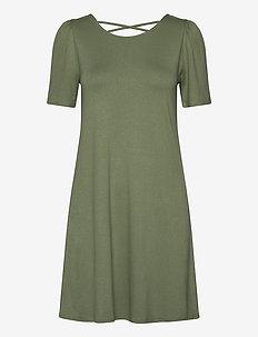 BYSELIA ADRESS - - korta klänningar - sea green