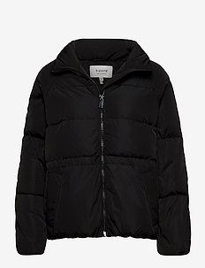 BYCRISTEL JACKET - - down- & padded jackets - black