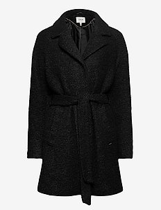 BYALUNA JACKET - - wool jackets - black