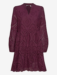 BYGABRIELLA DRESS - - midi kjoler - winetasting