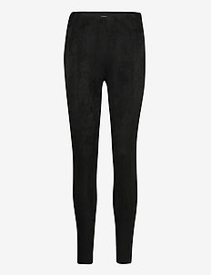 BYREGIZA LEGGINGS - - leggings - black