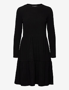 BYPERSIA DRESS - - midi kjoler - black