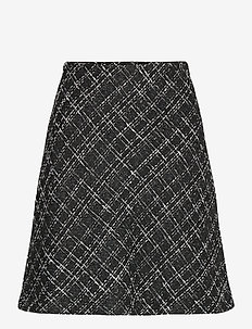 BYERICA SKIRT - - jupes courtes - black mix