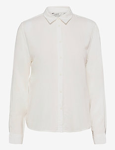 BYIDRA SHIRT - - långärmade skjortor - off white