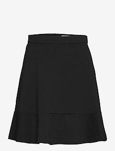 BYTIMONA SKIRT - - midi kjolar - black