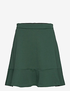 BYTIMONA SKIRT - - midi kjolar - jungle green