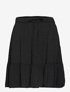 BYMMJOELLA SHORT SKIRT - - korta kjolar - black