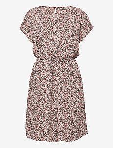BYMMJOELLA ONECK DRESS - - sommarklänningar - rose tan mix