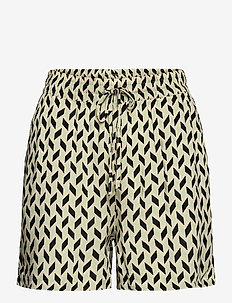 BYMMJOELLA SHORTS - - casual shorts - swamp mix