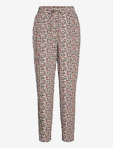 BYMMJOELLA PANTS - - casual byxor - rose tan mix