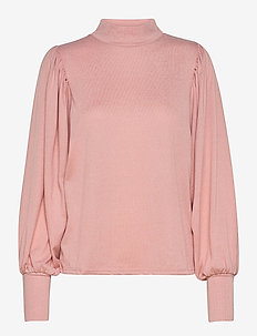 BXSELMA PULLOVER - - jumpers - mel. warm rose