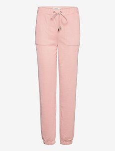 BXSELMA PANTS - - casual housut - mel. warm rose