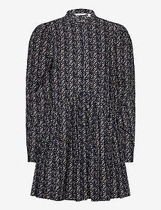 BXJOELLA DRESS - blousejurken - copenhagen nigth mix