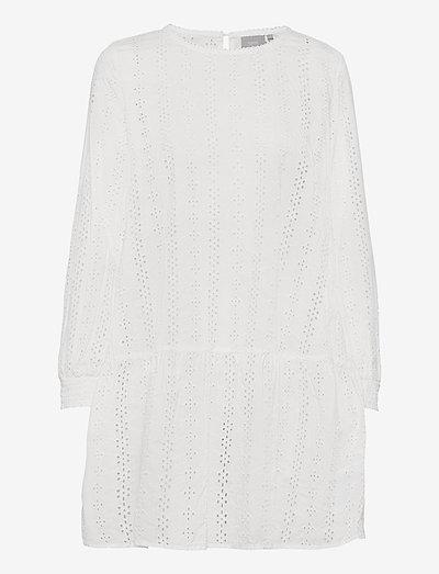 BYIVONNE TUNIC - - tunikaer - off white