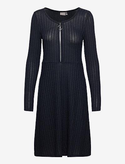 BXRIKA DRESS - hverdagskjoler - copenhagen night