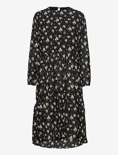 BXINIDA DRESS - hverdagskjoler - black combi