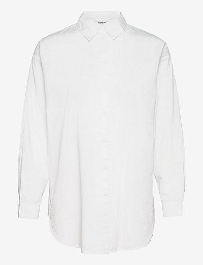 BYGAMZE SHIRT - - denimskjorter - bright white