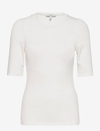 BYTOELLA PUFF - - t-shirts - off white
