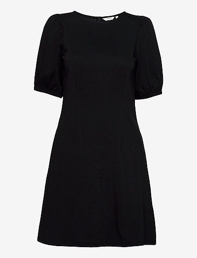 BYTIMONA DRESS - - sommerkjoler - black