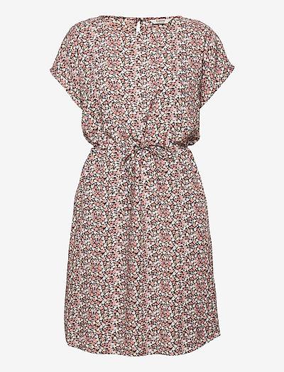 BYMMJOELLA ONECK DRESS - - sommerkjoler - rose tan mix