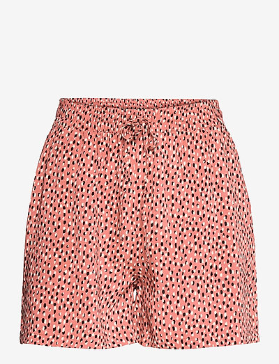 BYMMJOELLA SHORTS - - casual shorts - etruscan red mix
