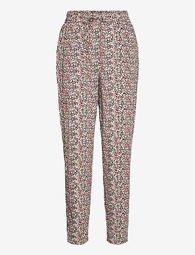BYMMJOELLA PANTS - - casual bukser - rose tan mix