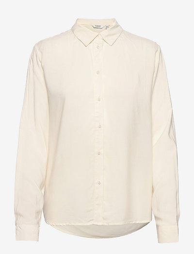 BYJOSA SHIRT - - denimskjorter - off white