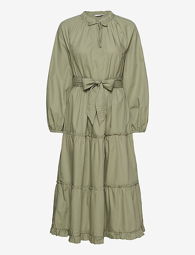 BYGAMZE DRESS - - sommerkjoler - seagrass