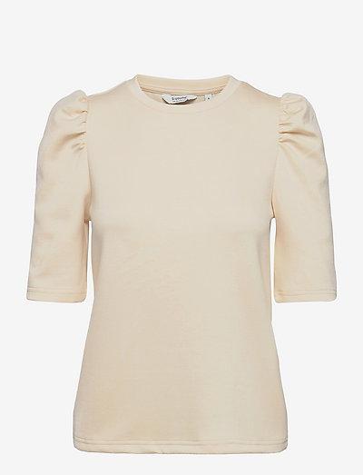 BYPUSTI TSHIRT - - t-shirts - birch