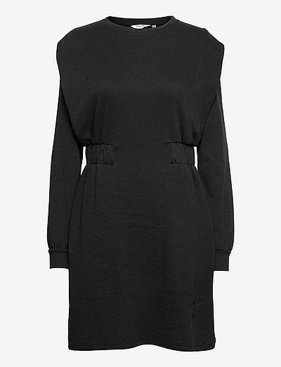 BYSILLANA DRESS 2 - - hverdagskjoler - black