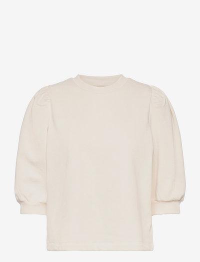 BYSAMMIA PUFF SLEEVE - - sweatshirts - birch