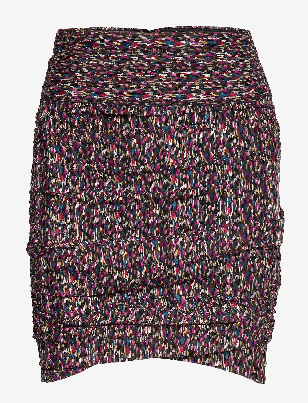 ba&sh - JUPE DINA - jupes courtes - noir - 0