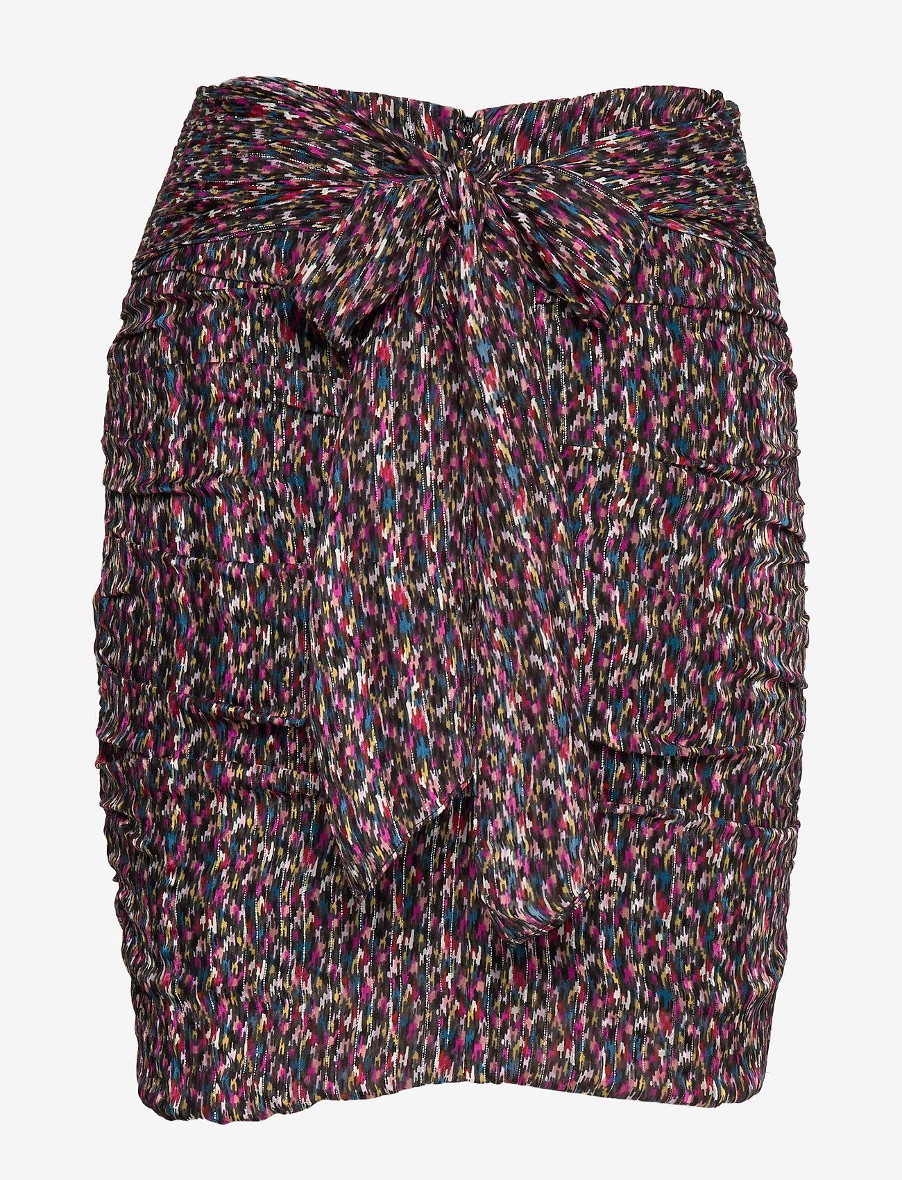 ba&sh - JUPE DINA - jupes courtes - noir - 1