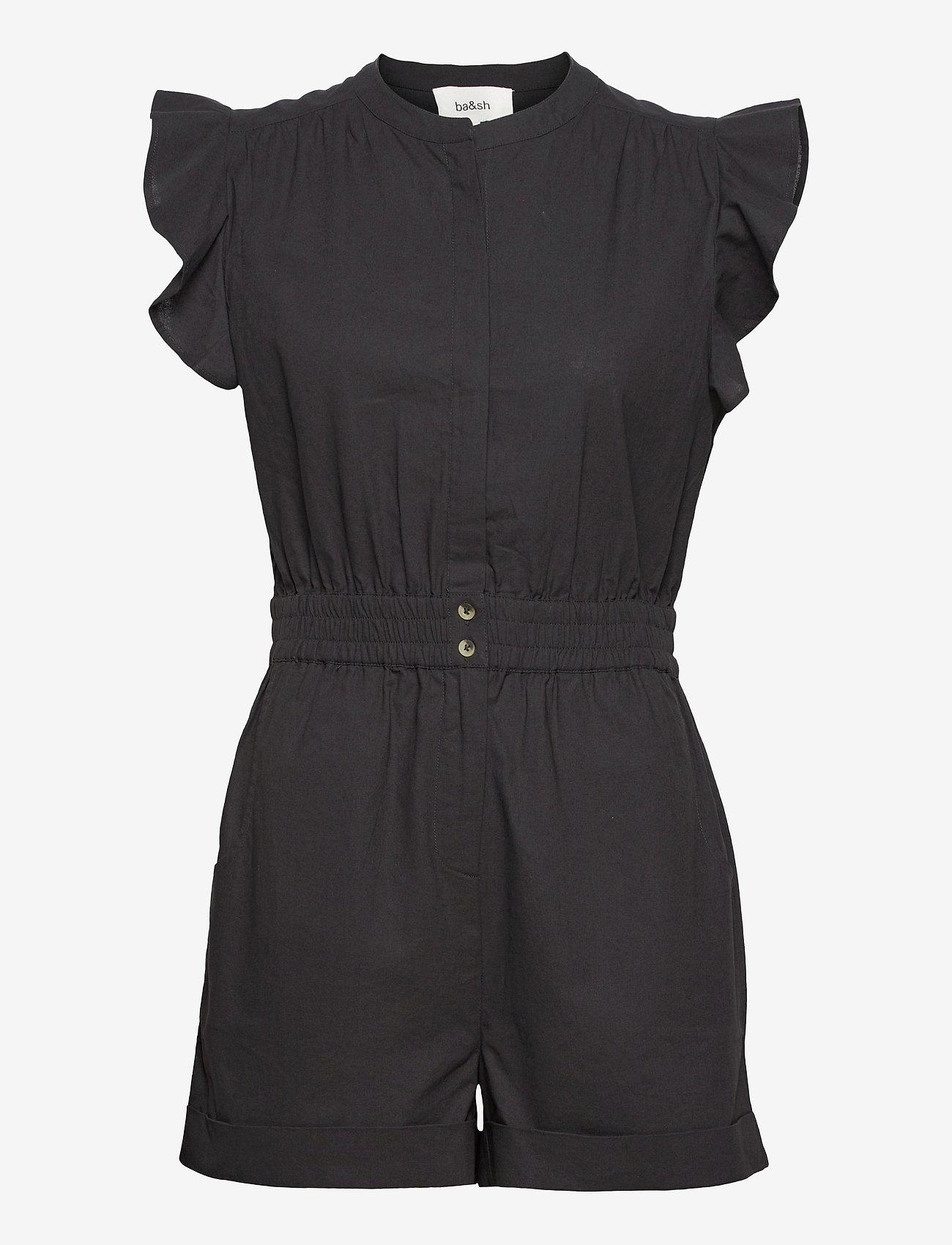 ba&sh - CECILE JUMPSUIT - kleding - carbone - 1