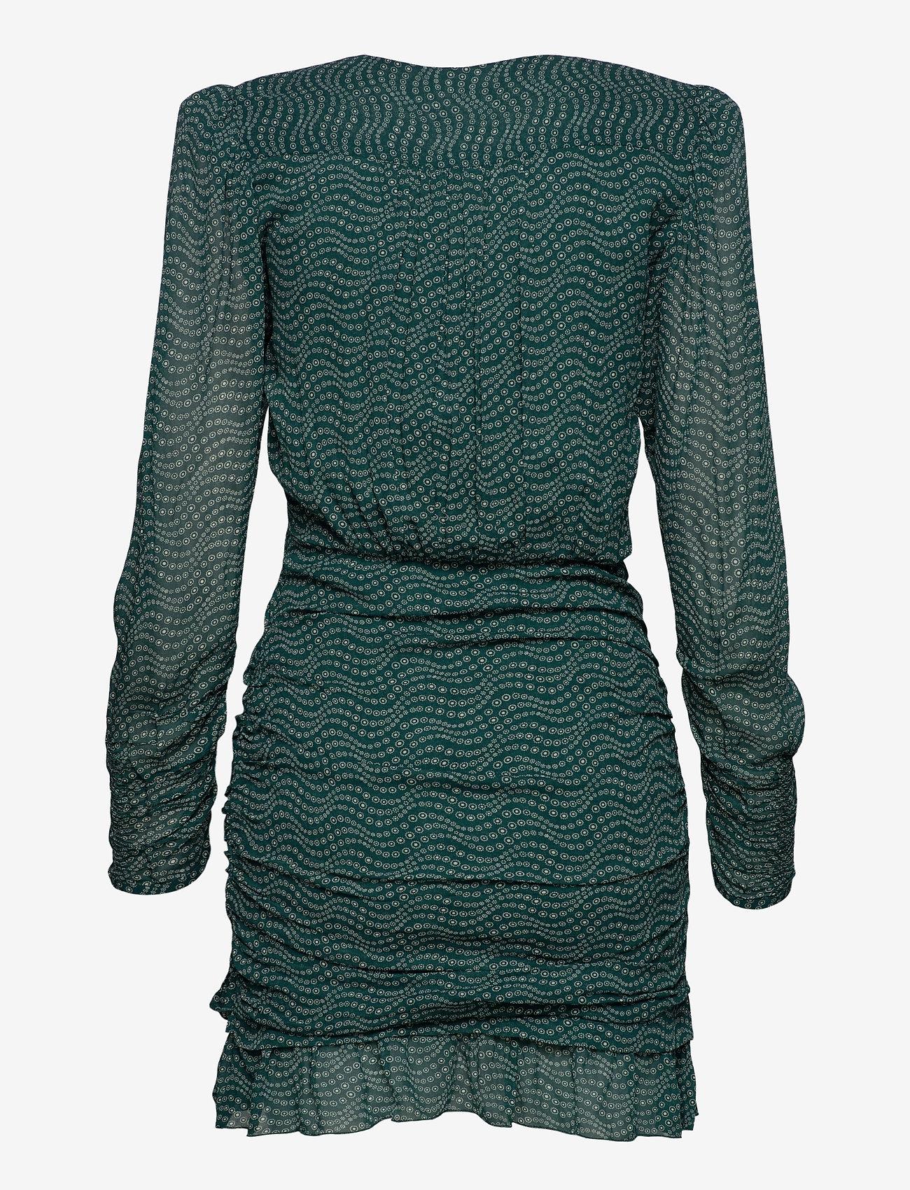 Robe Little (Emeraude) (275 €) - ba&sh dWHfp