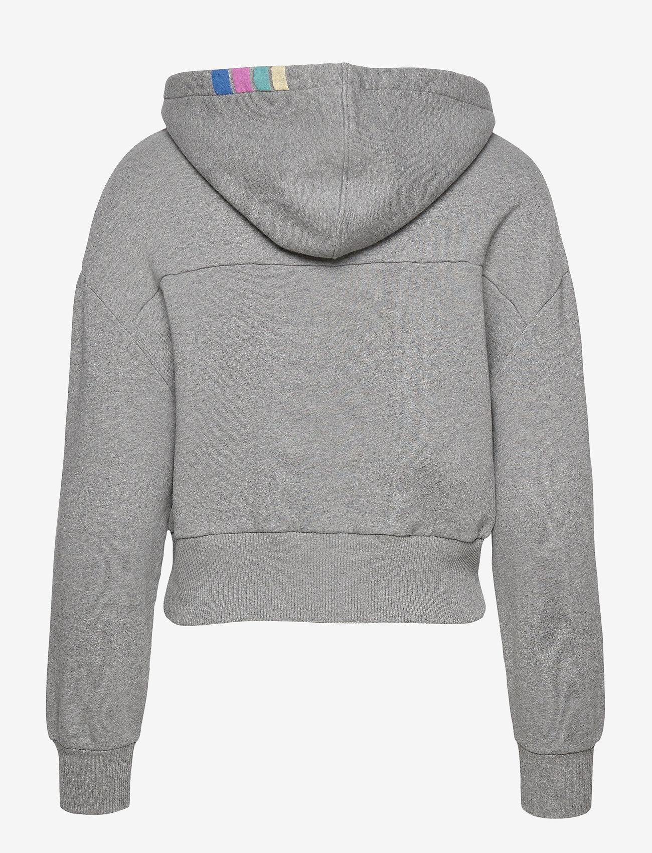 ba&sh - YOUNG SWEAT - sweatshirts & hættetrøjer - gris - 1