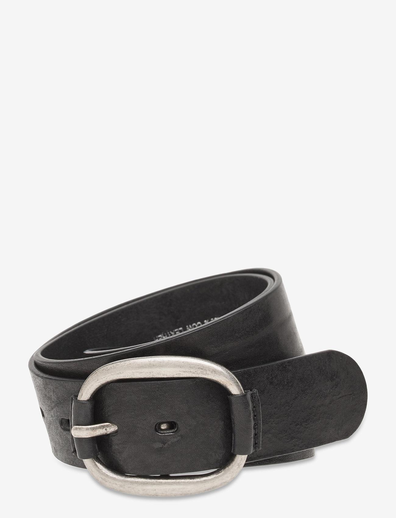 ba&sh - BARLONE BELT - accessoires - black - 0