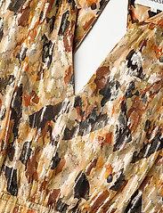 ba&sh - GULLIAN DRESS - evening dresses - ochre - 3