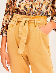 ba&sh - JALIA TROUSERS - mom-jeans - yellow - 3
