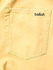 ba&sh - JALIA TROUSERS - mammajeans - yellow - 4