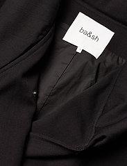 ba&sh - LOST JACKET - wool jackets - black - 3