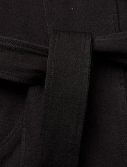 ba&sh - LOST JACKET - wool jackets - black - 4