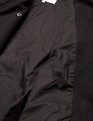ba&sh - LOST JACKET - wool jackets - black - 5