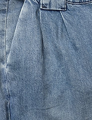 ba&sh - SAXO PANT - brede jeans - light use dblue - 3