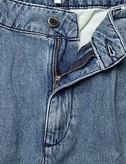 ba&sh - SAXO PANT - brede jeans - light use dblue - 4