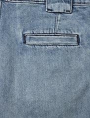 ba&sh - SAXO PANT - brede jeans - light use dblue - 5