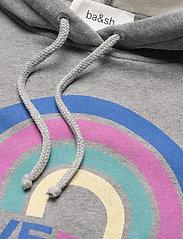 ba&sh - YOUNG SWEAT - sweatshirts & hættetrøjer - gris - 2