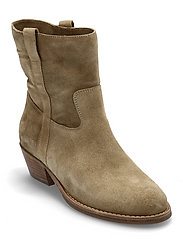 ANKLE-BOOTS CHESTER - CHALK